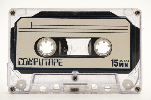cassette  magnetband  disk