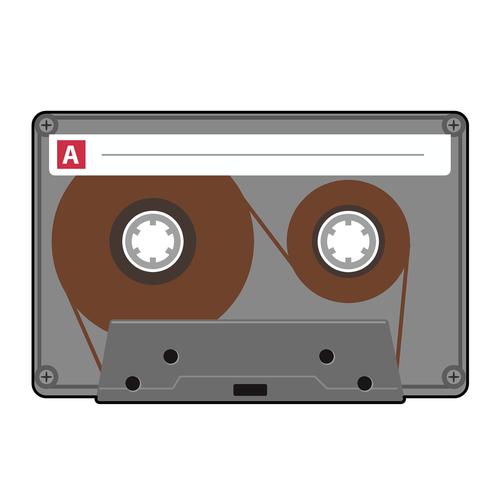 cassette  music  tape recorder