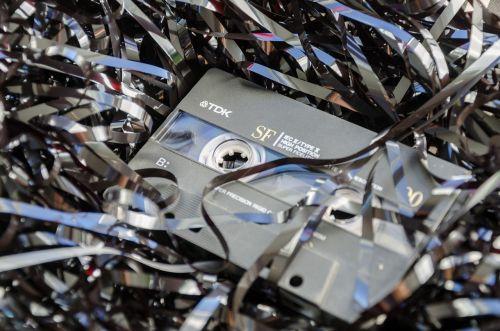 cassette obsolete chaos