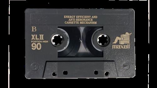 kasetė,Maxell kasečių juosta,pilka kasečių juosta,alfa kaukių kasečių juosta