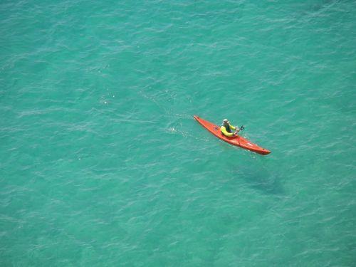 cassis kayak sea