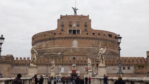 castel sant'angelo italy rome