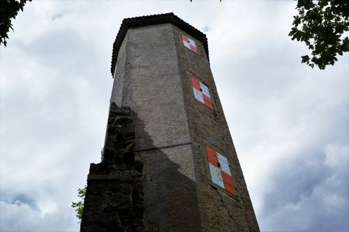 castell tower castle