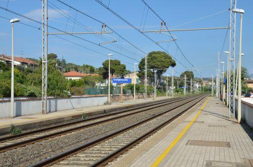 Castiglioncello Railway Station