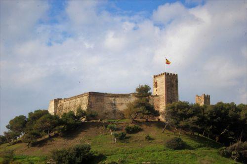 Castillo Sohail, Fuengirola