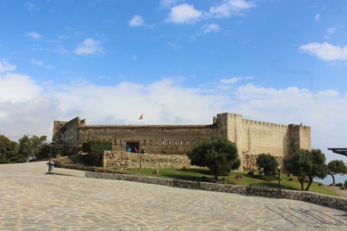Castillo Sohail In Fuengirola