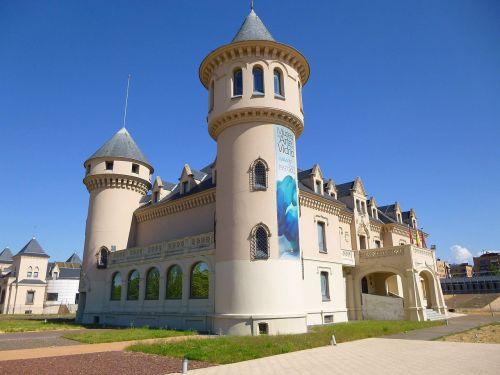 castillos de los marqueses de valde alcorcón museo arte vidrio