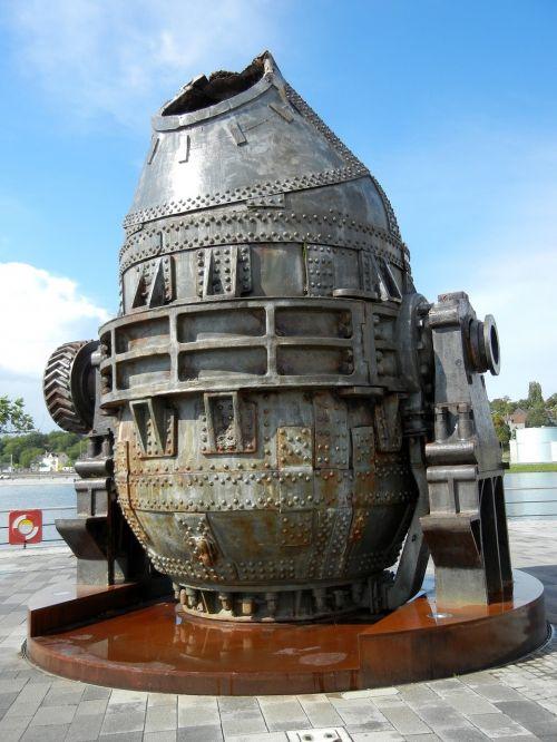 casting bell steel steel mill