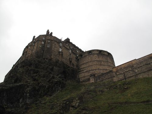stirling castle edinburgh castle scotland