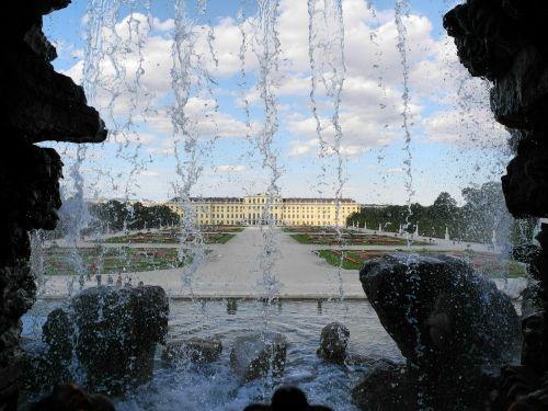 castle schönbrunn vienna
