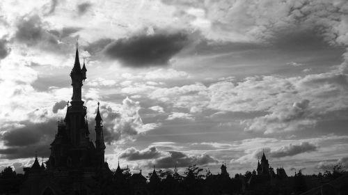 castle amusement park disneyland