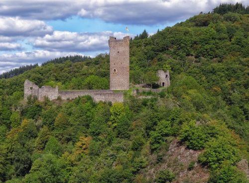 castle obernburg manderscheid