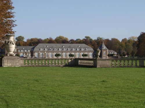 münsterland castle baroque