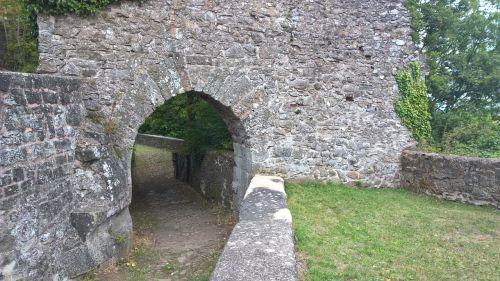 castle lichtenberg passage