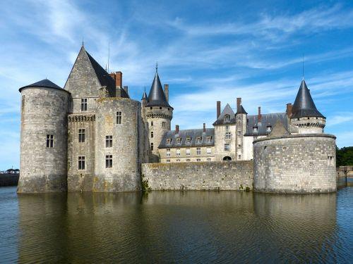 castle sully loire