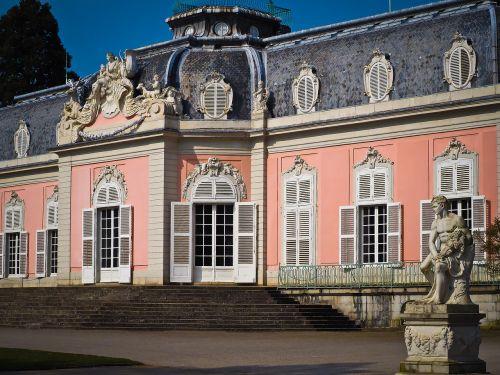 castle baroque historically