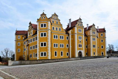 castle anna burg saxony-anhalt