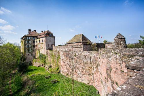 castle village alsace