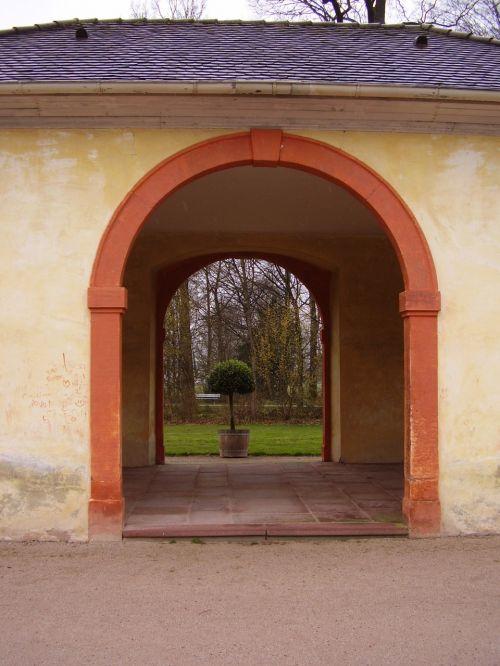 castle concluded favorite orangery