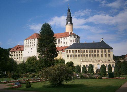 castle church saxony