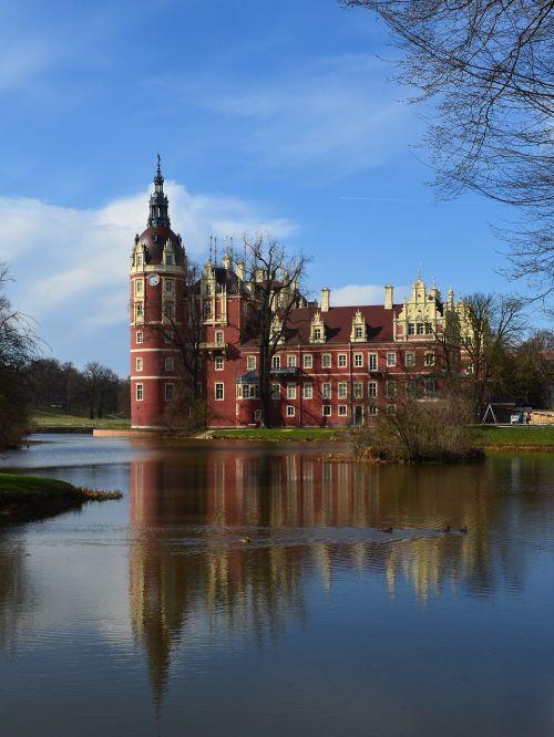castle muskau park