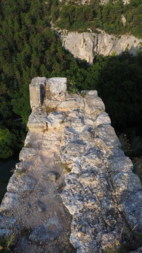 castle burgruine ruin