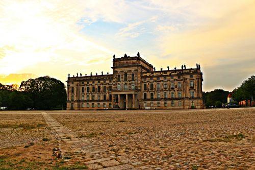 castle ludwigslust-parchim barockschloss