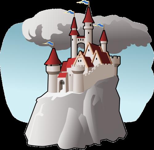 castle fortress fantasy