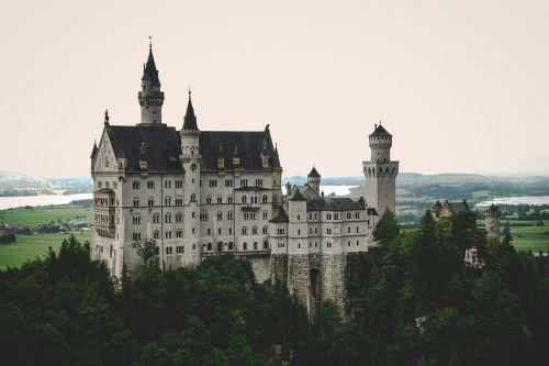 castle kristin germany