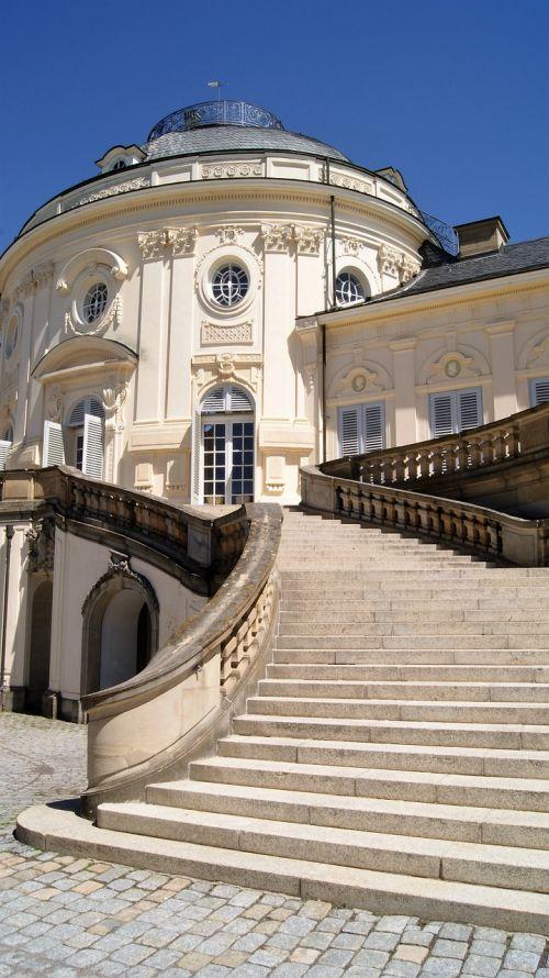 castle stuttgart baroque
