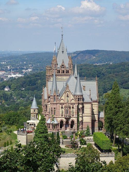 castle towers castle park