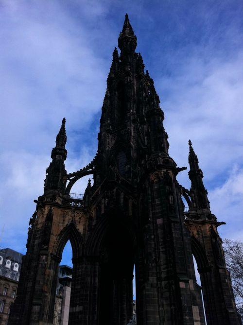 castle edinburgh scotland