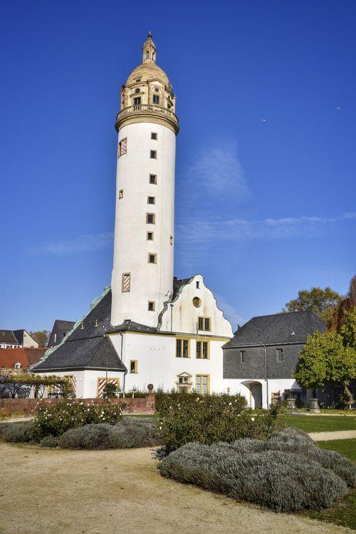castle old town frankfurt