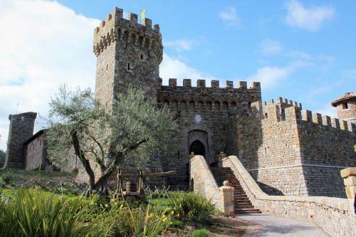 castle napa napa valley