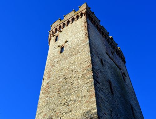 castle knight's castle tower