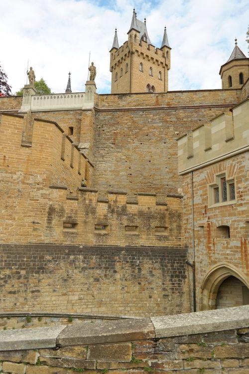 castle fortress battlement