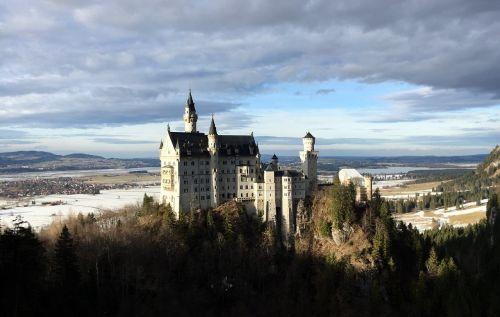 kristin castle king ludwig