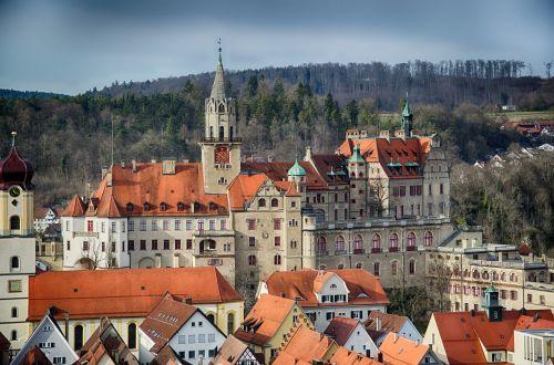 castle sigmaringen hohenzollern castle