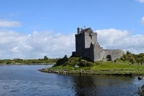 castle,ireland,dunguire castle,kinvara ireland
