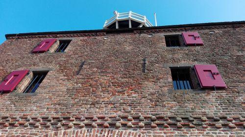 castle vlissingen ancient times