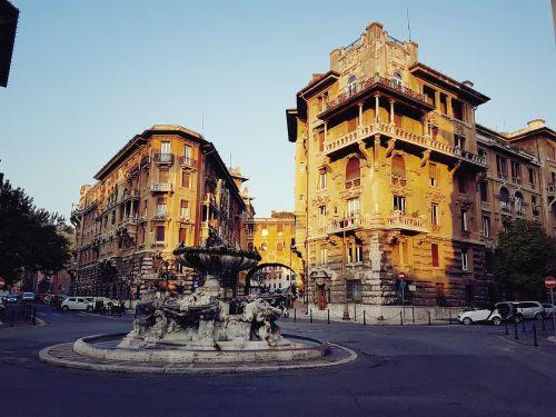 castle urban fontana