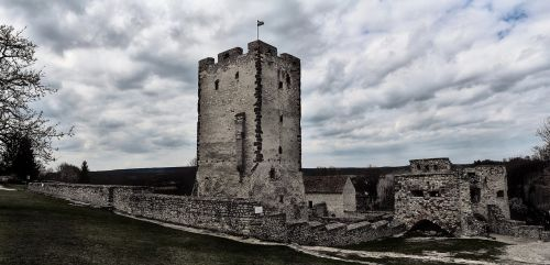 castle rom nagyvázsony