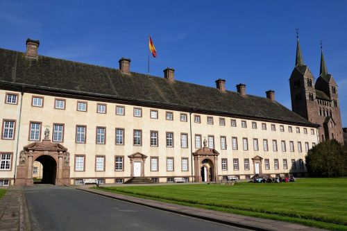 castle germany nature