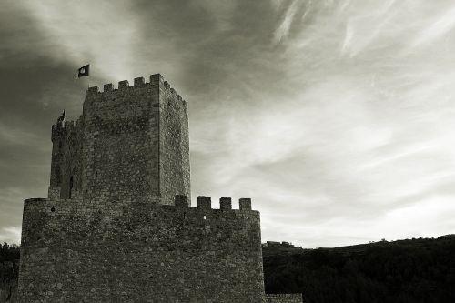 castle alcalá del júcar albacete