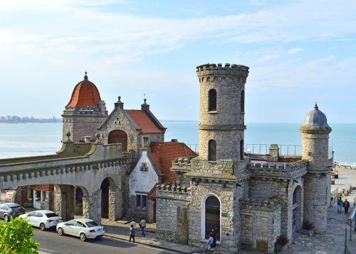castle mar del plata torreon del monje