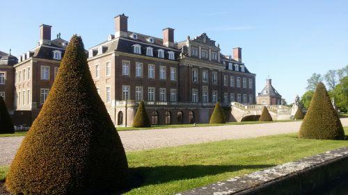castle münsterland baroque