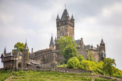 castle mosel building