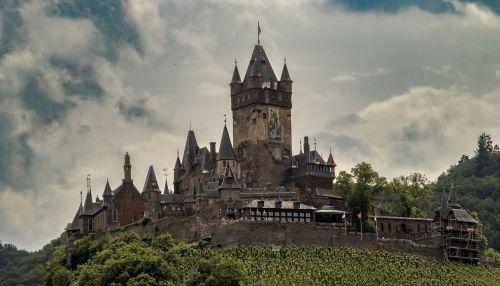 castle cochem mosel