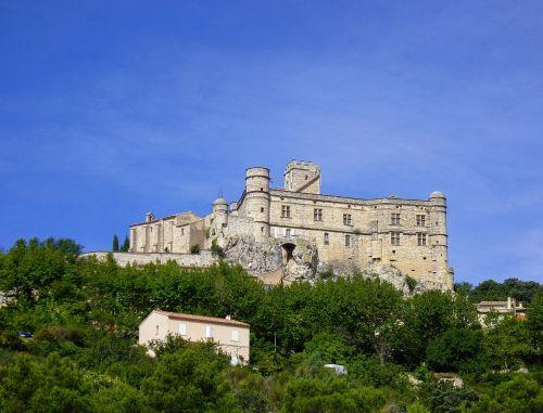 castle castles barroux