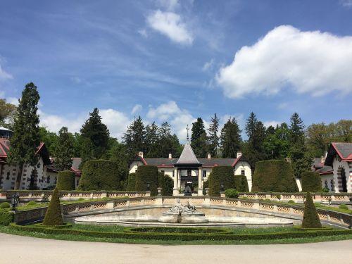 castle summer tourism